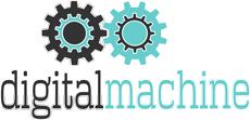 Digital Machine - Logo